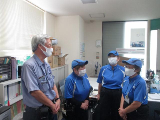 阪神大物駅事務所の画像・写真
